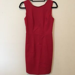 NWT Flavio Castellani Red Dress